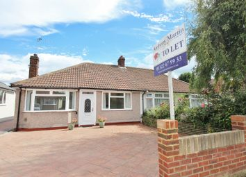 Thumbnail 3 bed semi-detached bungalow to rent in Barry Avenue, Bexleyheath