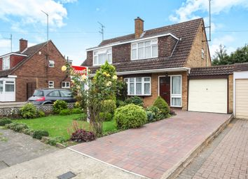 Thumbnail 3 bedroom bungalow for sale in Nappsbury Road, Luton