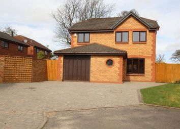 Thumbnail 4 bed detached house for sale in Kennedie Park, Mid Calder, Livingston