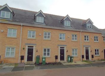 Thumbnail 3 bedroom terraced house for sale in Riseholme Close, Braunstone Town, Leicester, Leicestershire