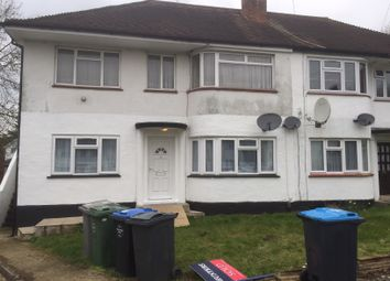 Thumbnail 2 bed flat for sale in Sudbury Croft, London