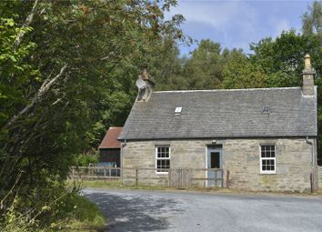 Thumbnail 2 bed detached house for sale in Calvine, Pitlochry, Perth And Kinross
