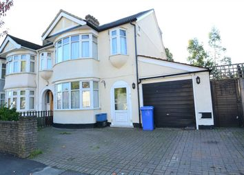 Thumbnail 5 bedroom semi-detached house for sale in Virginia Gardens, Barkingside, Ilford