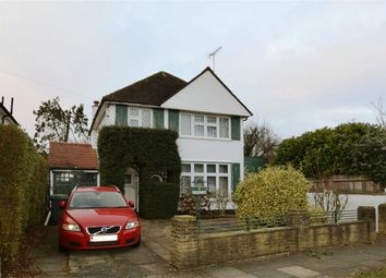 Thumbnail 4 bed detached house for sale in Pebworth Road, Harrow, Middlesex