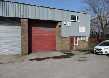 Thumbnail Warehouse to let in Rossendale Road Industrial Estate, Burnley