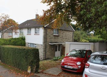 Thumbnail 3 bed semi-detached house to rent in The Crescent, Egham