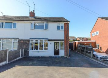 Thumbnail 3 bed semi-detached house for sale in Eagle Crescent, Eccleshall, Stafford