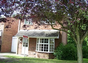 Thumbnail 3 bed detached house to rent in Hollyberry Close, Wynyates Green, Redditch