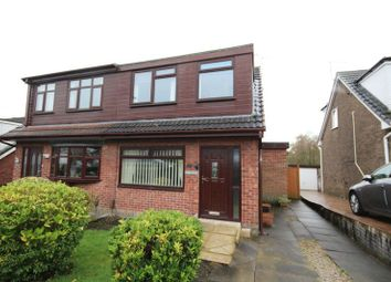 Thumbnail 3 bed semi-detached house for sale in Fairway, Castleton, Rochdale