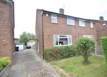 Thumbnail 2 bed semi-detached house for sale in Peartree Road, Luton