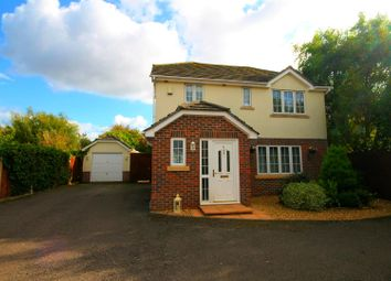 Thumbnail 4 bedroom detached house for sale in Cornelia Crescent, Branksome, Poole