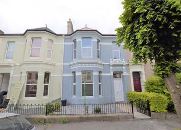 Thumbnail 5 bed terraced house for sale in Salisbury Road, Plymouth, Devon