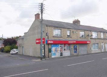 Thumbnail Retail premises for sale in British News Market, 4 Front Street, New Durham