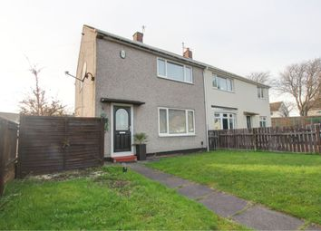 Thumbnail 2 bed semi-detached house for sale in Buttermere, Gateshead