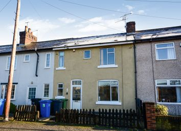 Thumbnail 3 bed terraced house for sale in Storforth Lane, Hasland, Chesterfield