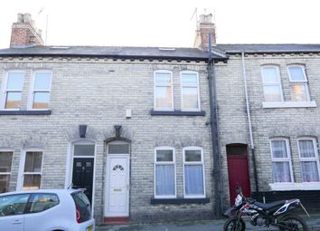 Thumbnail 3 bedroom terraced house to rent in Moss Street, York, North Yorkshire