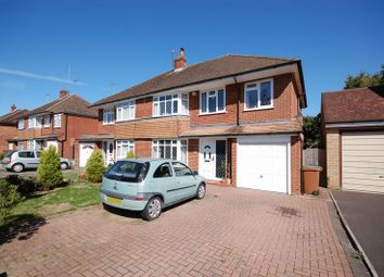 Thumbnail 4 bed semi-detached house for sale in Eastwick Crescent, Rickmansworth