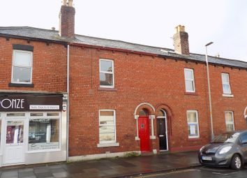 Thumbnail 2 bed terraced house for sale in Fusehill Street, Carlisle