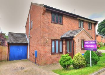 Thumbnail 2 bedroom semi-detached house for sale in Deepdale, Brundall