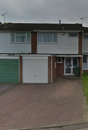 Thumbnail 3 bed terraced house to rent in Blandford Drive, Coventry, West Midlands