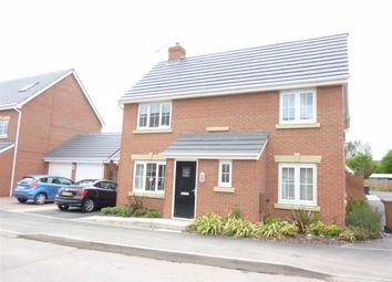 Thumbnail 4 bed detached house to rent in Garner Close, Barwell, Leicester