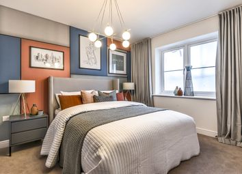 Thumbnail 2 bed flat for sale in Jupiter House, Sycamore Gardens, Ewell