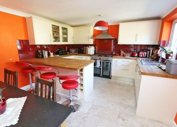 Thumbnail 4 bed link-detached house for sale in Verran Road, Camberley, Surrey