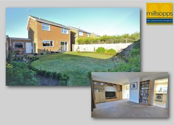 Thumbnail 3 bed link-detached house for sale in Little Walsingham Close, South Wootton, King's Lynn
