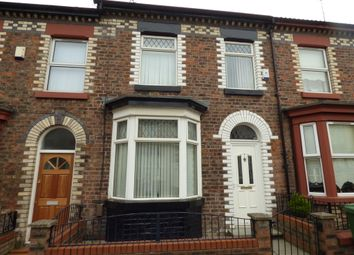Thumbnail 2 bed terraced house for sale in Southwick Road, Lower Tranmere, Wirral