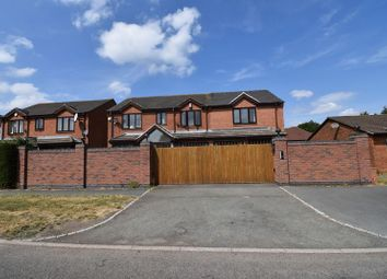 Thumbnail 5 bedroom detached house for sale in 44 Snedshill Way, St Georges, Telford
