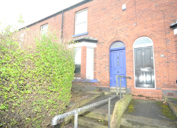 Thumbnail 2 bed terraced house to rent in Knutsford Road, Latchford