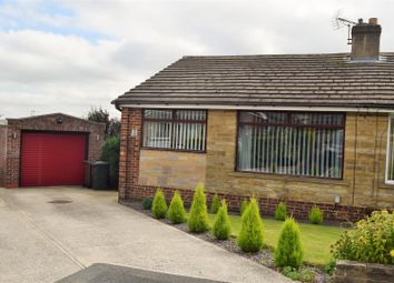 Thumbnail 2 bed semi-detached bungalow for sale in St. Abbs Close, Low Moor, Bradford