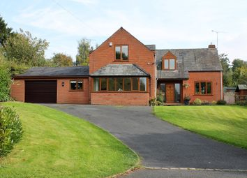 Thumbnail 5 bed detached house for sale in Menith Wood, Worcester