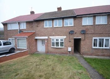 Thumbnail 3 bed terraced house to rent in Heathway, Seaham