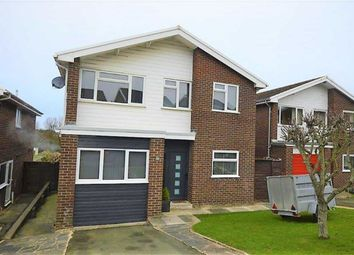 Thumbnail 5 bed detached house for sale in 32, Maesceinion, Waunfawr, Aberystwyth