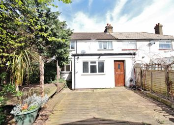Thumbnail 4 bed semi-detached house for sale in Milton Road, Swanscombe