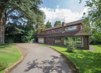 Thumbnail 4 bed detached house for sale in Durler Gardens, Luton