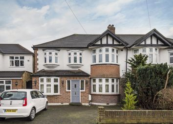 Thumbnail 4 bed semi-detached house to rent in Queens Drive, Berrylands