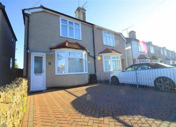 Thumbnail 2 bed terraced house for sale in West Road, Shoeburyness, Southend-On-Sea