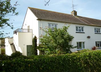 Thumbnail 2 bed flat to rent in Trenoweth Road, Alverton, Penzance