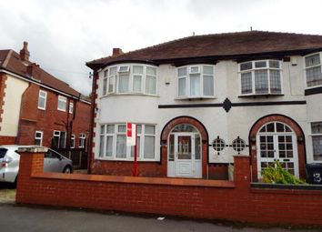 Thumbnail 4 bedroom semi-detached house for sale in Gildridge Road, Manchester, Greater Manchester