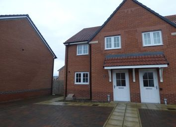 Thumbnail 3 bed property to rent in Faraday Close, Spennymoor