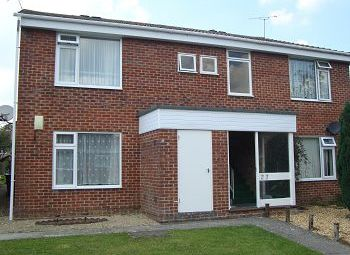 Thumbnail 2 bed flat to rent in Sambourne Gardens, Warminster, Wiltshire
