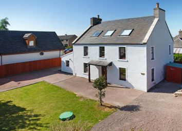 Thumbnail 6 bedroom detached house for sale in Burnbank House, Main Road, Guildtown