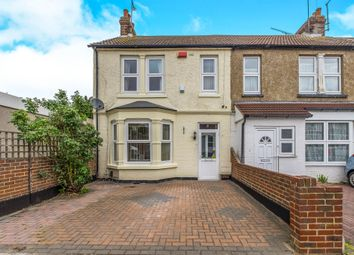 Thumbnail 3 bed end terrace house for sale in Canadian Avenue, Gillingham