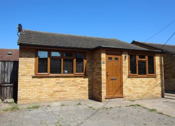 Thumbnail 2 bed detached bungalow for sale in Keer Avenue, Canvey Island