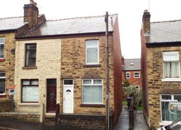 Thumbnail 3 bed end terrace house for sale in Wynyard Road, Sheffield, Hillsborough