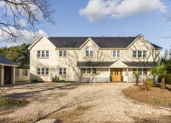 Thumbnail 5 bed detached house for sale in St Leonards, Ringwood, Hampshire