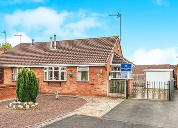 Thumbnail 2 bed bungalow for sale in Berry Hill, Hednesford, Cannock
