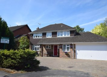 4 bed detached house for sale in Rashleigh Court, Church Crookham, Fleet GU52